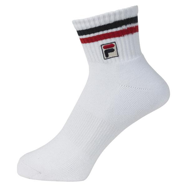 襪子 (填料) 斐樂男式短