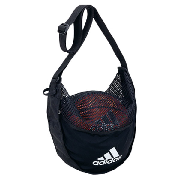 Adidas Soccer Ball Basket Stretching Bag 1 Put Excluded