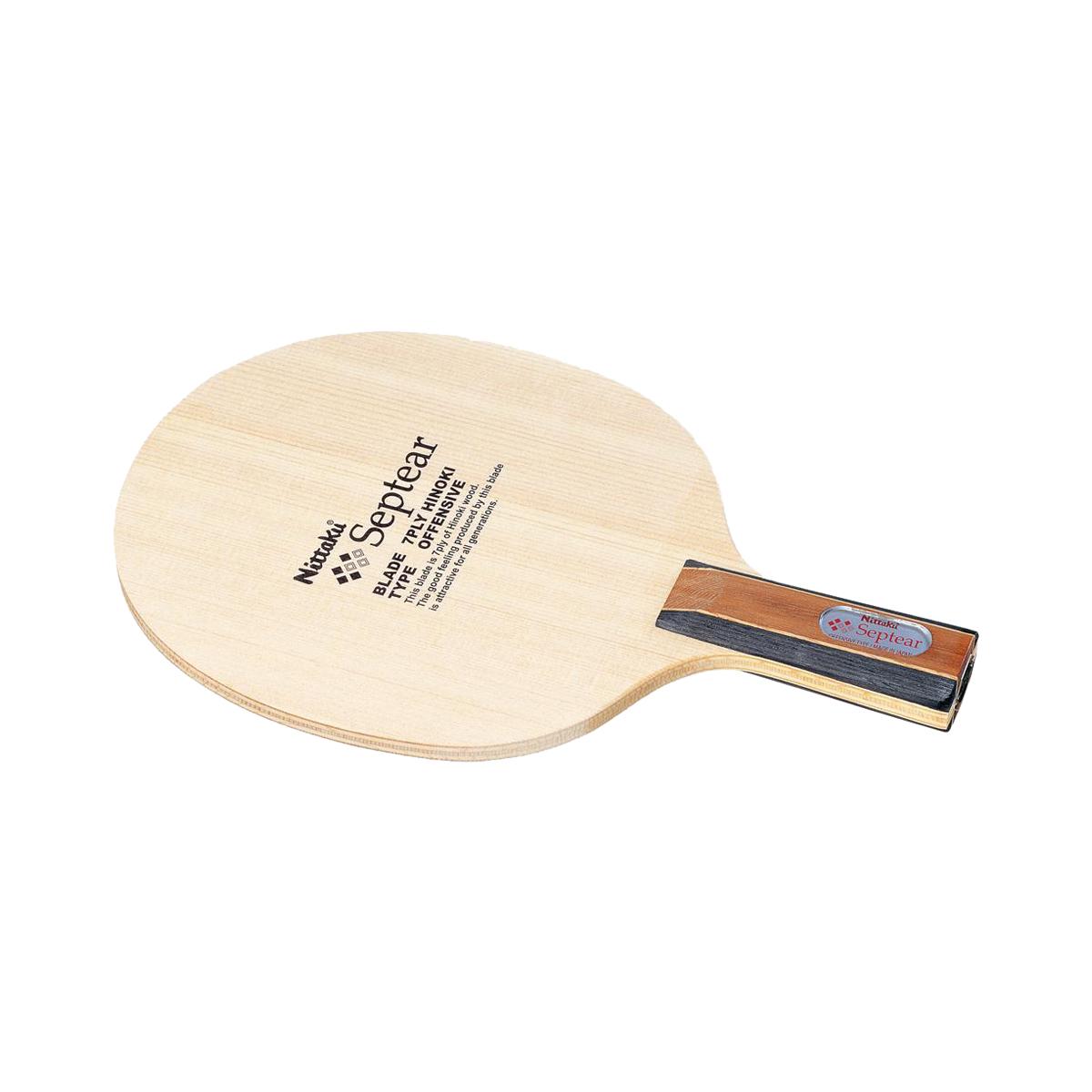 ニッタク Nittaku 卓球 ラケット セプティアー C 【あす楽対象外】【返品不可】