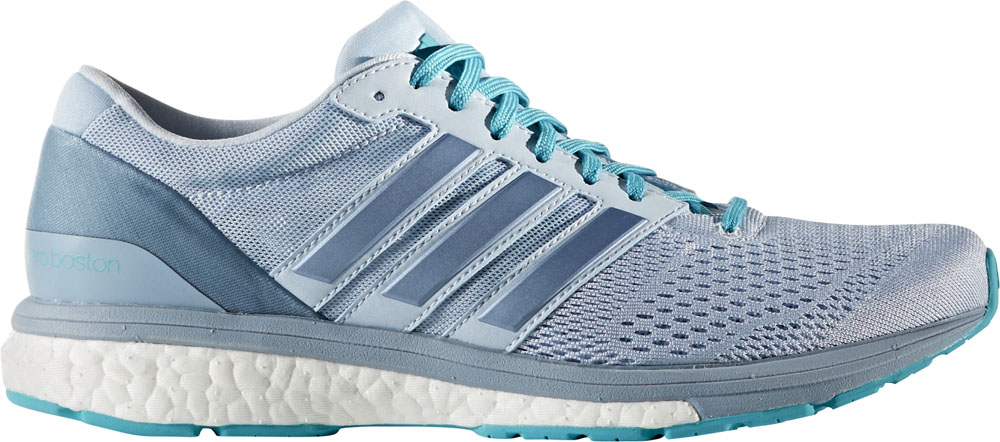 adidas Adidas shoes land truck Lady's running shoes adiZERO boston BOOST 2W  [the target outside]