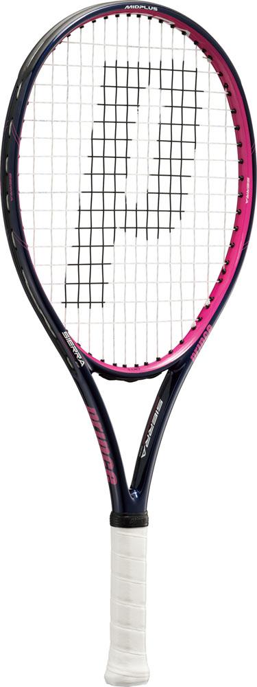 【SOLD OUT】 Prince プリンス ラケット テニス ジュニア 硬式テニス用ラケット ガット張り上げ済 シエラ25 6~9歳向け 【あす楽対象外】【返品不可】