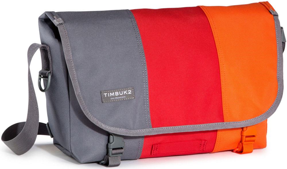 TIMBUK2 ティンバック2 バッグ カジュアル HERITAGE Classic Messenger Tres Colors Lava S クラシックメッセンジャー トレスカラーズ 【あす楽対象外】【返品不可】