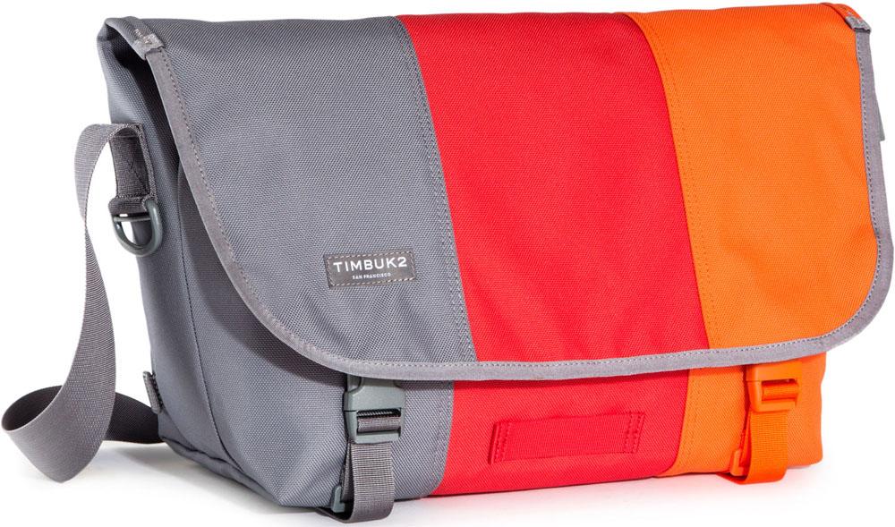 TIMBUK2 ティンバック2 バッグ カジュアル HERITAGE Classic Messenger Tres Colors Lava M クラシックメッセンジャー トレスカラーズ 【あす楽対象外】【返品不可】