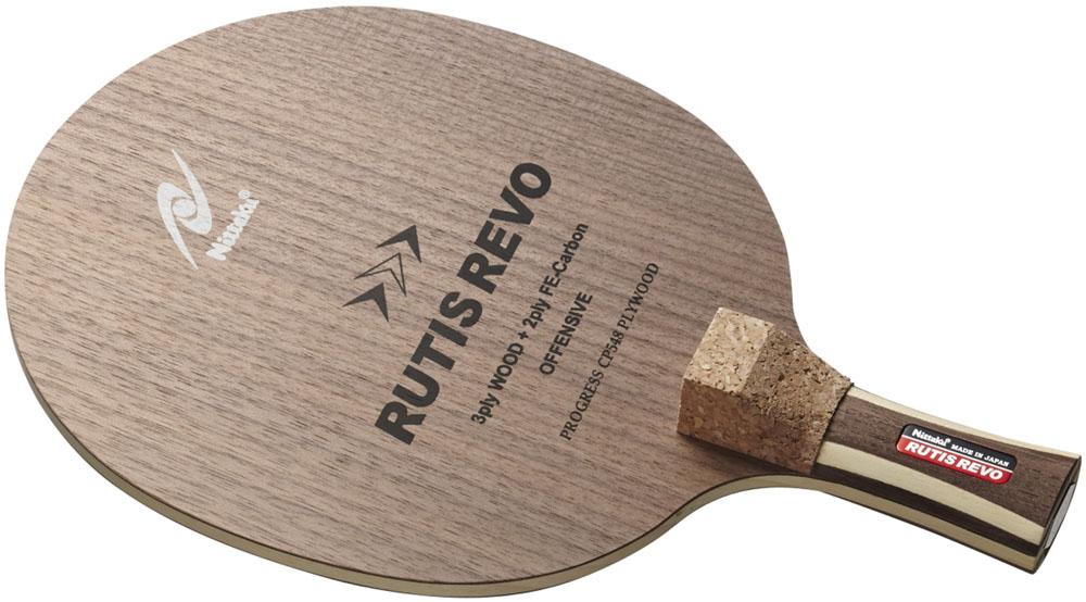 ニッタク Nittaku ラケット 卓球 卓球 日本式ペンラケット ルーティスレポJ 【あす楽対象外】【返品不可】