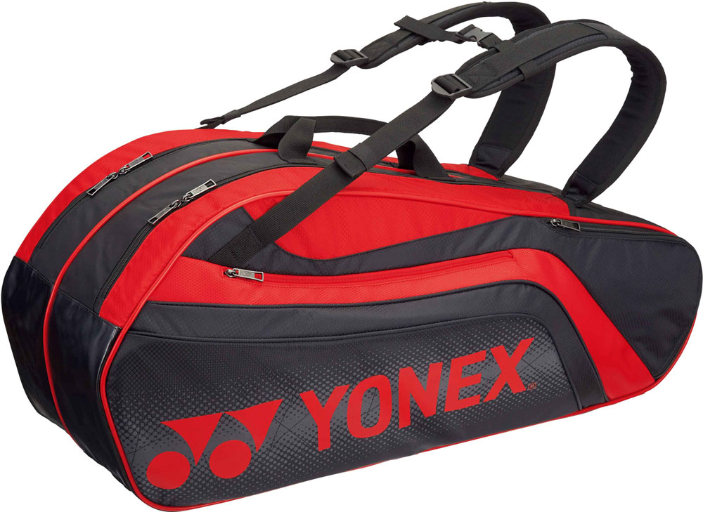 Yonex ヨネックス バッグ テニス テニス用ラケットバッグ TOURNAMENT SERIES ラケットバック6 リュック付き ラケット6本用 【あす楽対象外】【返品不可】