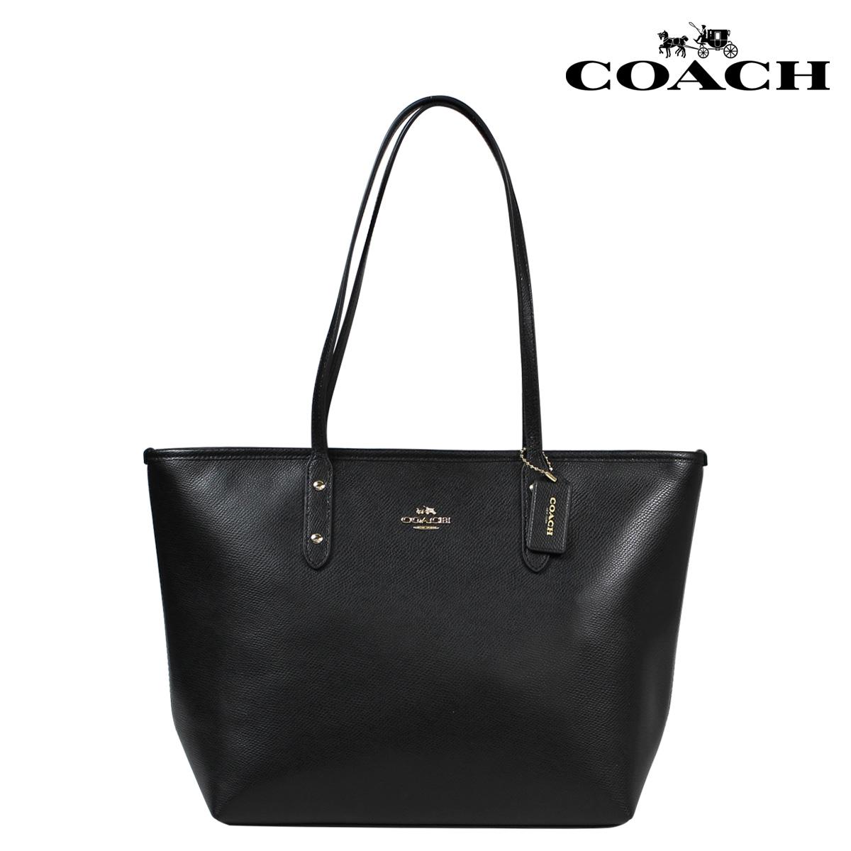 ddad8a115b6b COACH coach bag tote bag F36875 black women s
