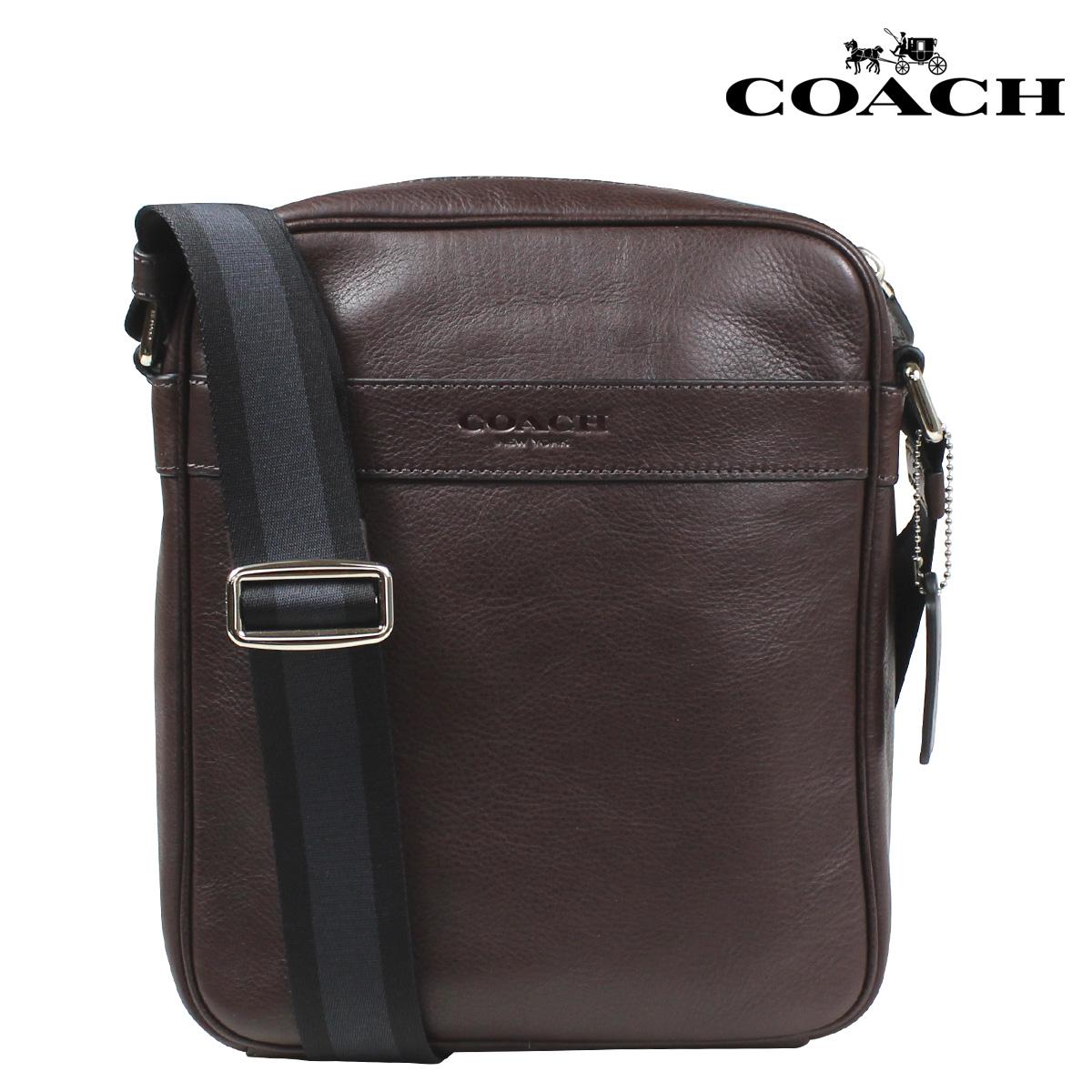 d7d9c2d4557 ALLSPORTS: 코치 COACH 남자 가방 숄더백 F71723 마호가니 | 라쿠텐 일본