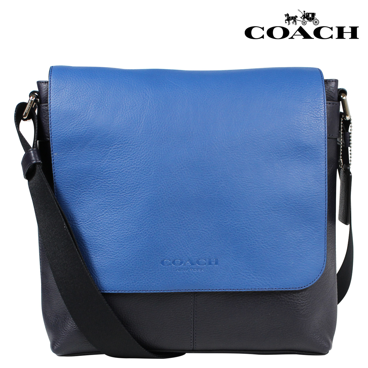 624ba57108de ... leather F56875 FD7 black X dark saddle 3 SOLD OUTCOACH coach men bag  shoulder bag messenger bag F72108 midnight X denim ...