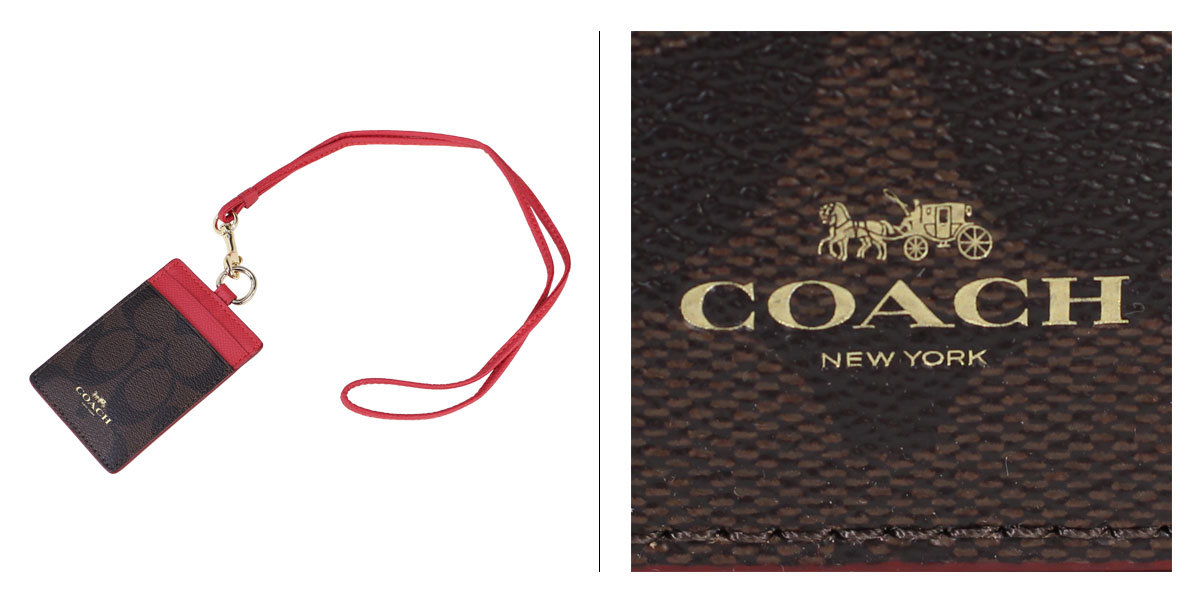 ALLSPORTS | Rakuten Global Market: Coach pass case COACH card case ...