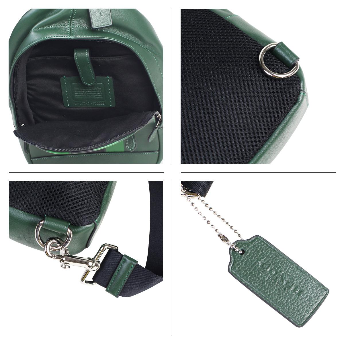 091417fffcc0e ... Take a COACH coach bag men body bag shoulder bag slant; one shoulder  2WAY F72226