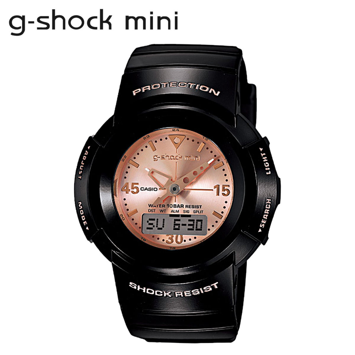 Casio GMN-50-1B3JR CASIO g-shock mini watch men's women's watches