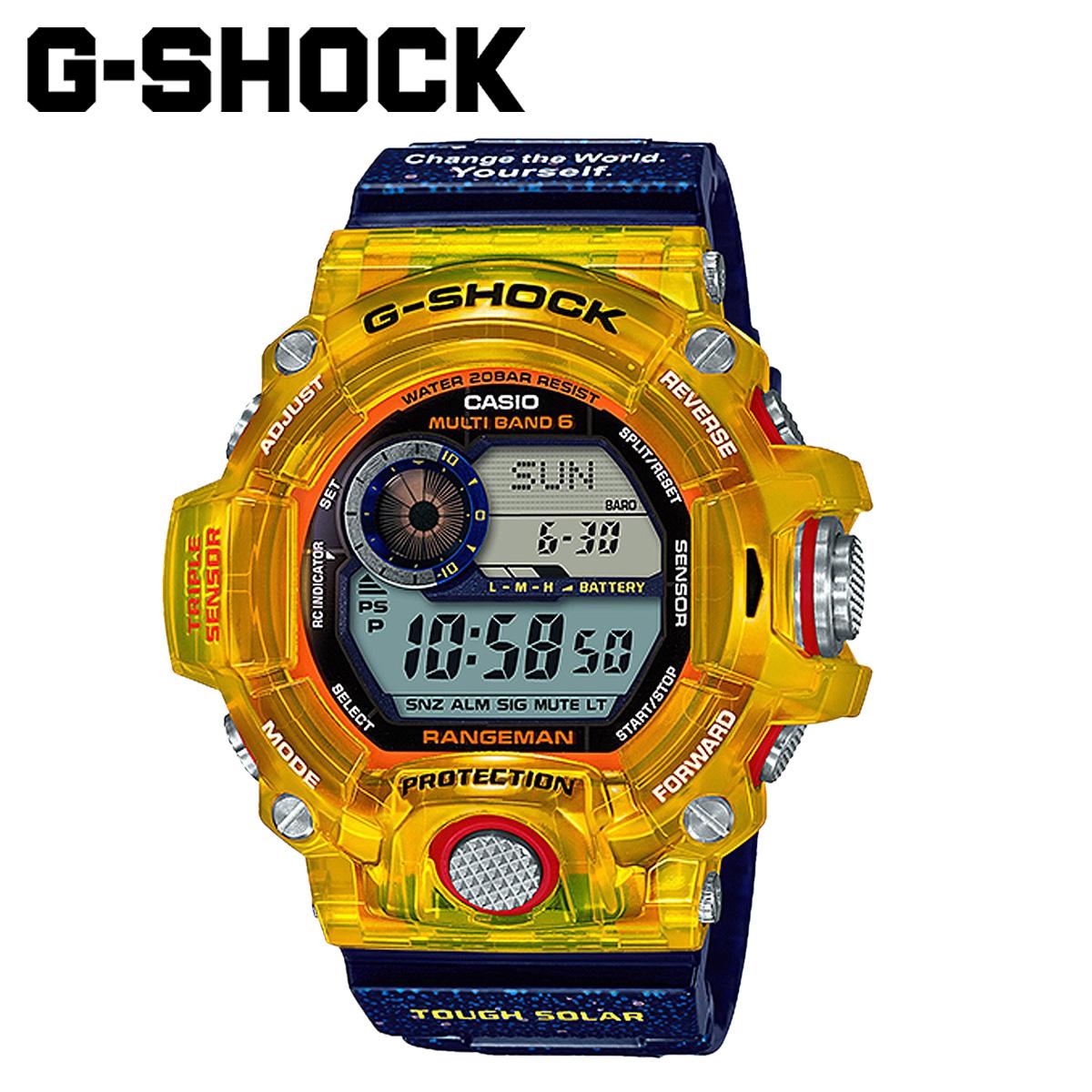 Sold Out Casio Casio G Shock Watch Gw 9403kj 9jr ジーショック G Shock G Shock Yellow Clock Men Waterproofing Limited 7 11 Reentry Load 177