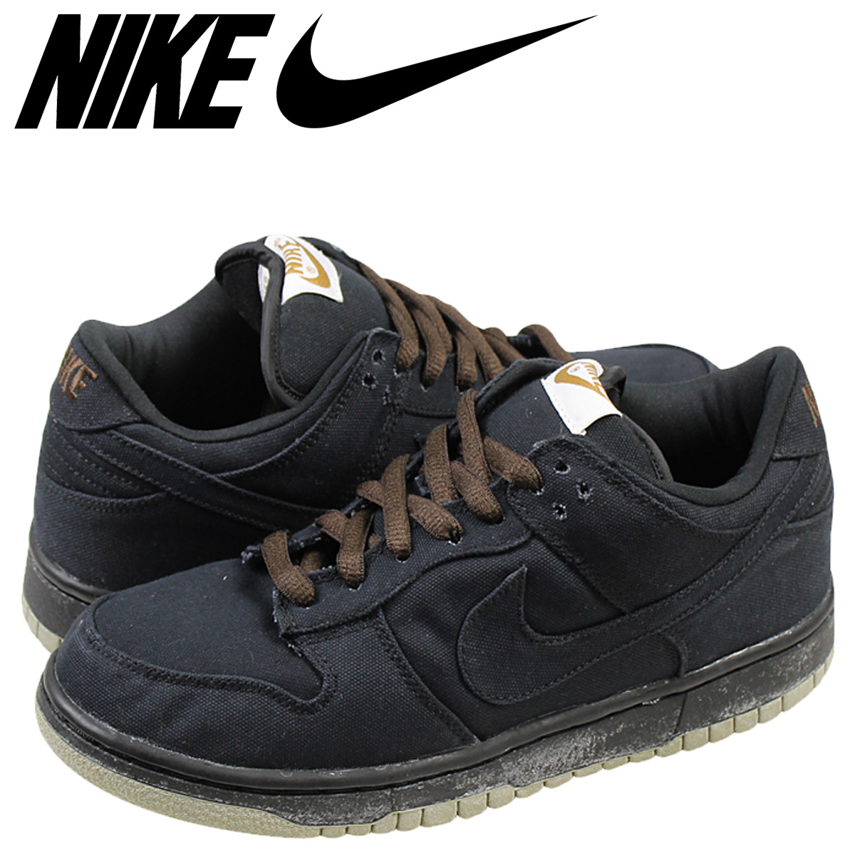 size 40 af273 a5ef2 Nike NIKE dunk SB sneakers DUNK LOW PRO SB CARHARTT COBALT dunk low pro car  heart 304,292-004 black men