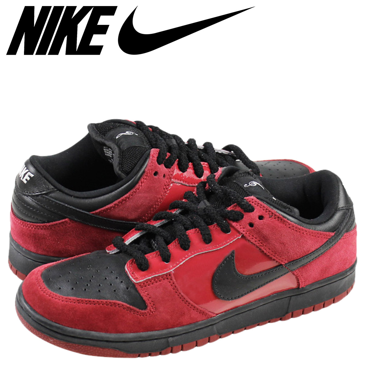 wholesale dealer 4cced 28151 [SOLD OUT] Nike NIKE dunk SB sneakers DUNK LOW PRO SB MILLI VANILLI dunk  low Pro milibanili gold rail 304292-602 red mens