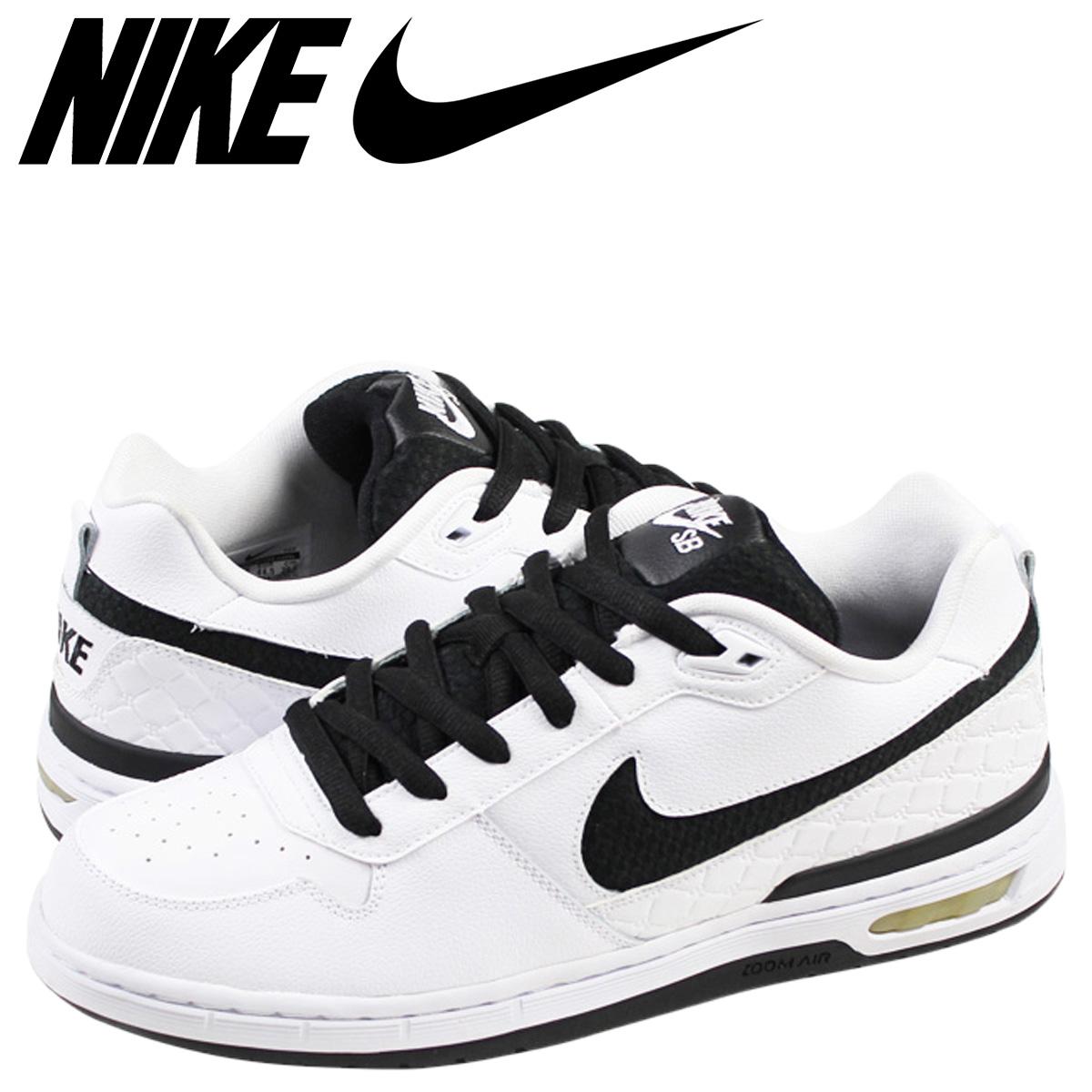 Nike NIKE sneakers SB PAUL RODRIGUEZ ZOOM AIR LOW SB Paul Rodriguez zoom  air low 310802-100 white men