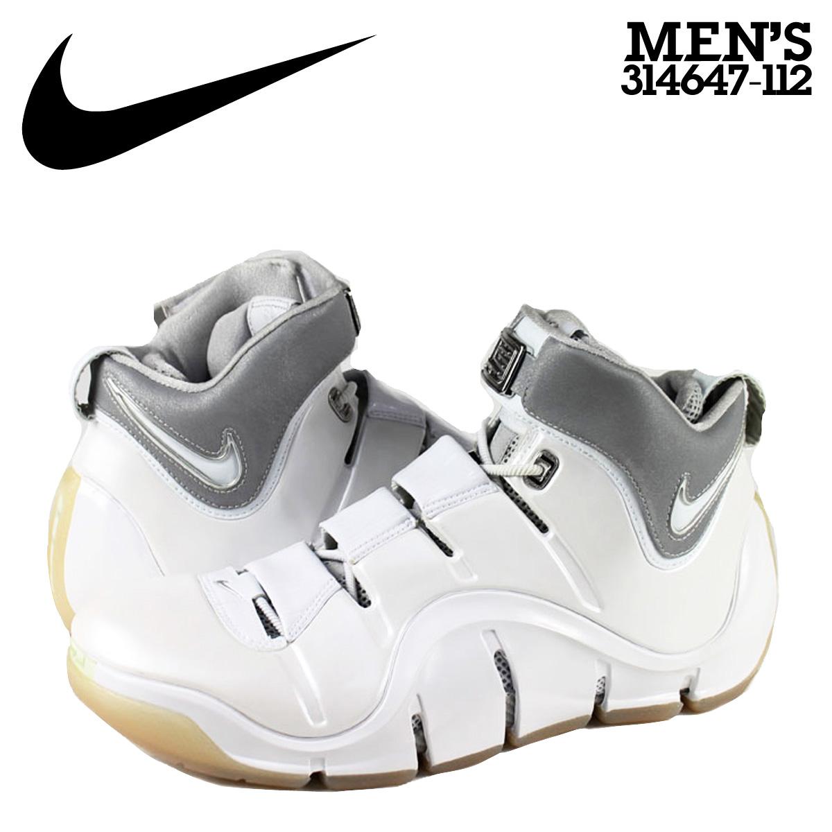 c08c7739e297 ALLSPORTS  Nike NIKE zoom LeBron sneaker ZOOM LEBRON 4 314647-112 ...