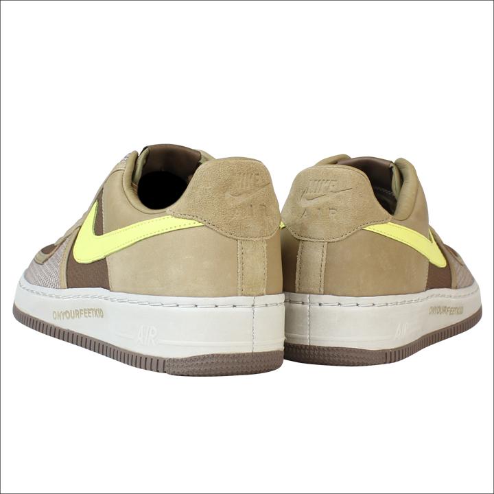 耐克NIKE空军运动鞋AIR FORCE 1 INSIDEOUT PRIORITY UNDEFEATED空军1低安迪费特德314770-271棕色人