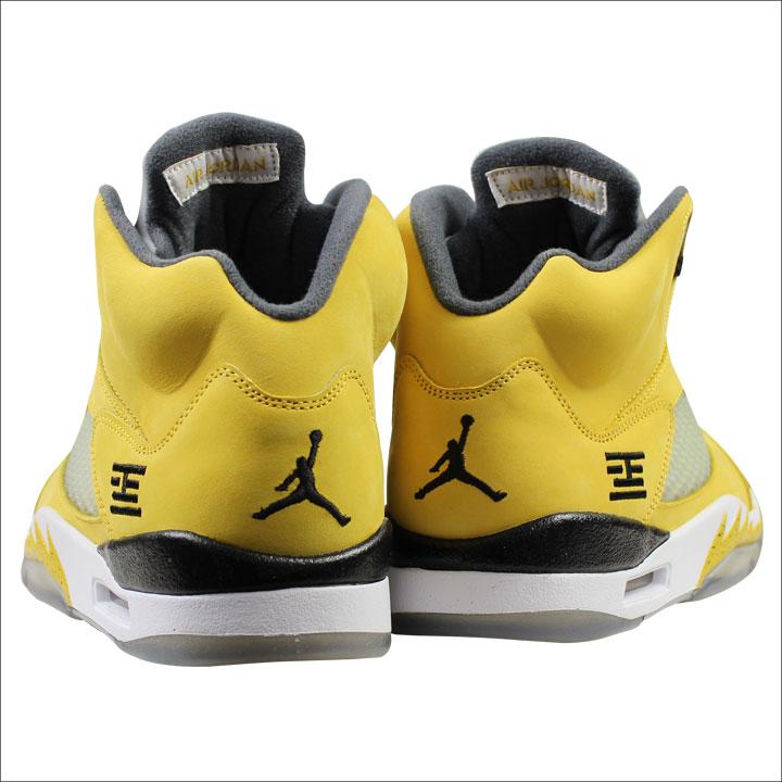 604de0ea297905 Nike NIKE Air Jordan sneakers AIR JORDAN 5 RETRO T23 Air Jordan 5 retro T23  454783-701 yellow men