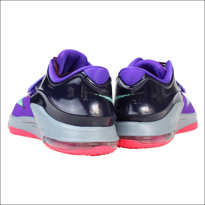 meet 9b9dc 2fd68 Nike NIKE model sneakers KD VII Kevin Durant 7 Limited Edition 653996-535  purple mens