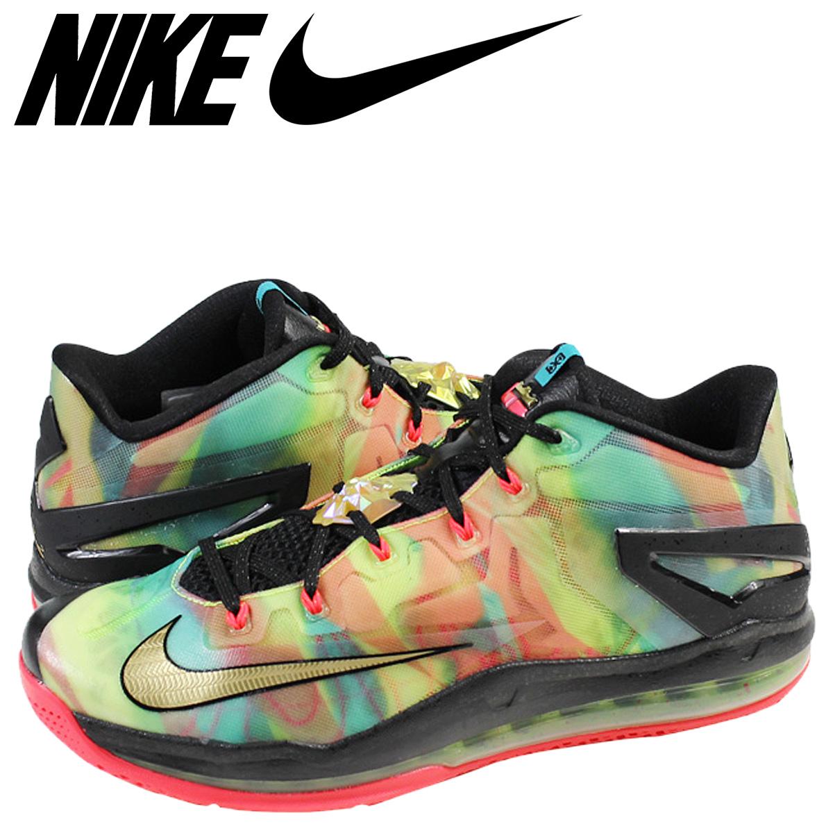 huge discount 5781a 0d202 Nike NIKE LeBron sneakers LEBRON 11 LOW SE CHANPIONSHIP PACK LeBron 11 Lo  SE Championship 695224-970 men's multi