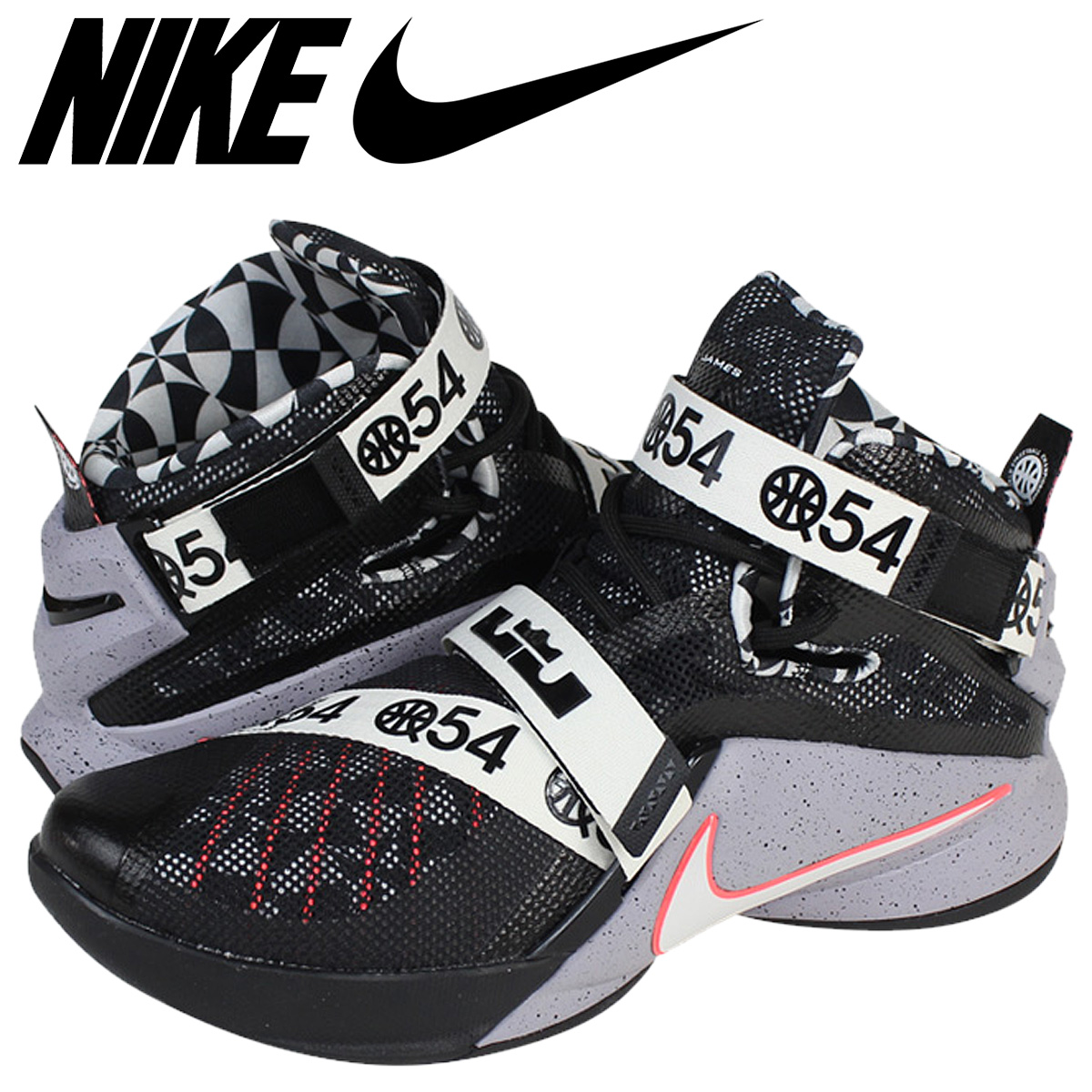 e56799d906a ALLSPORTS  Nike NIKE LeBron soldier sneakers LEBRON SOLDIER IX LMTD ...