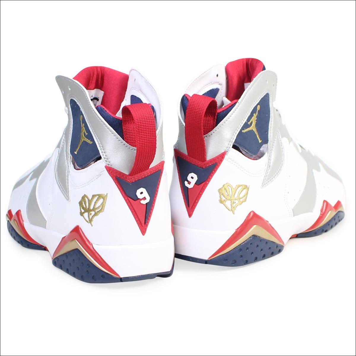 2b2dd410e7e ... NIKE Nike Air Jordan 7 nostalgic sneakers AIR JORDAN 7 RETRO OLYMPIC  304,775-103 men's