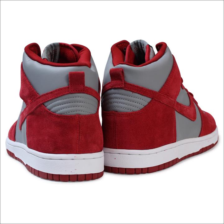 29abd20310a6 NIKE SB Nike DUNK HIGH PRO TRUE TO YOUR SCHOOL dunk Hi Pro 305050-061 white  mens