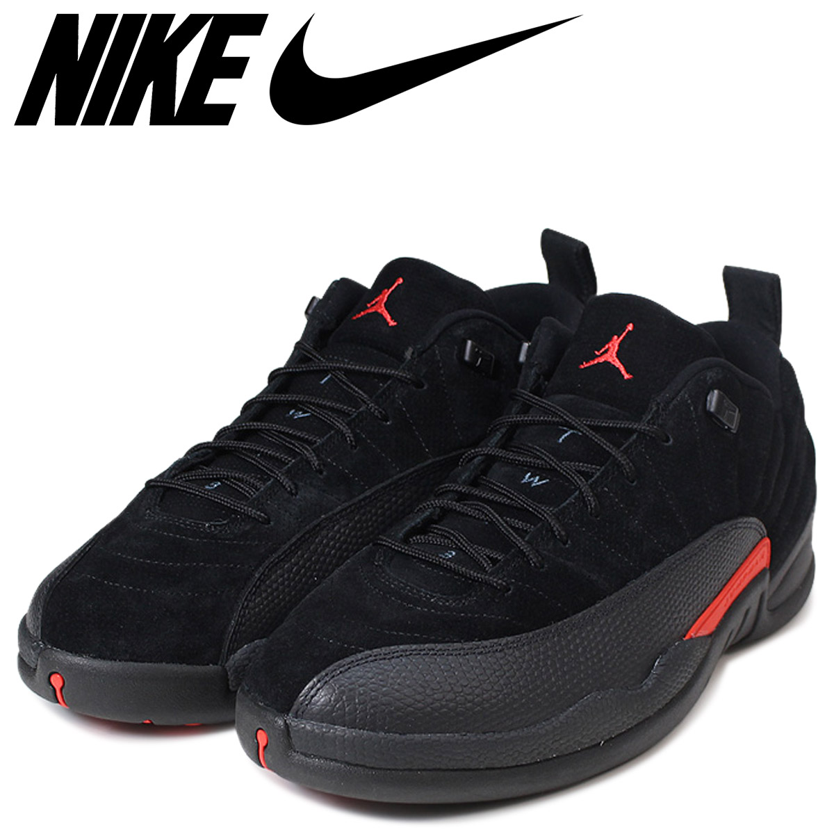 buy popular 63559 99a6c ... switzerland nike nike air jordan 12 nostalgic sneakers air jordan 12  retro low men 308317 003