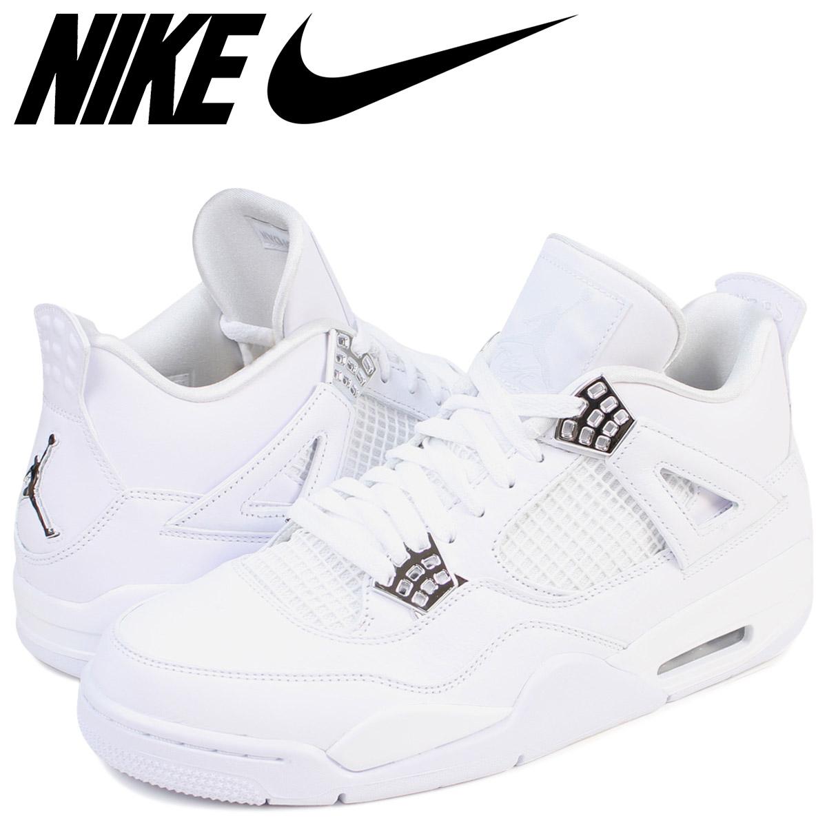 1abce1873609e NIKE Nike Air Jordan 4 nostalgic sneakers AIR JORDAN 4 RETRO 308,497-100 men's  shoes ...