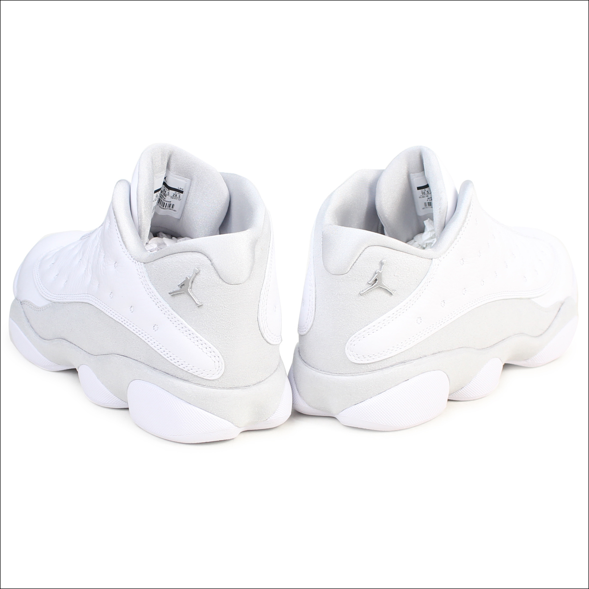 f6999bbec558 ... NIKE Nike Air Jordan 13 nostalgic low sneakers AIR JORDAN 13 RETRO LOW  PURE MONEY 310,810