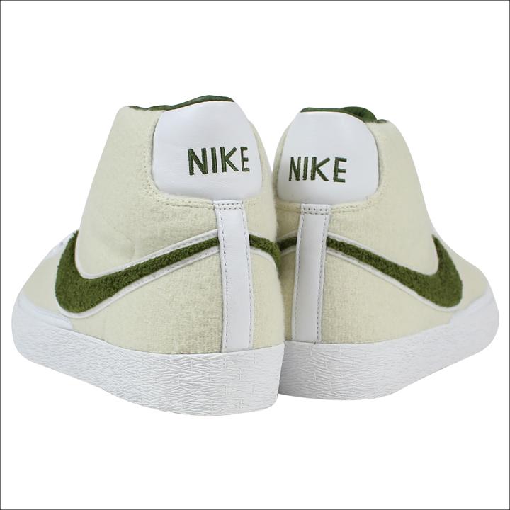lowest price 57995 2ed16 NIKE Nike Blazer Blazer sneakers NIKE BLAZER MID 73 STUSSY 312209-231 white  mens