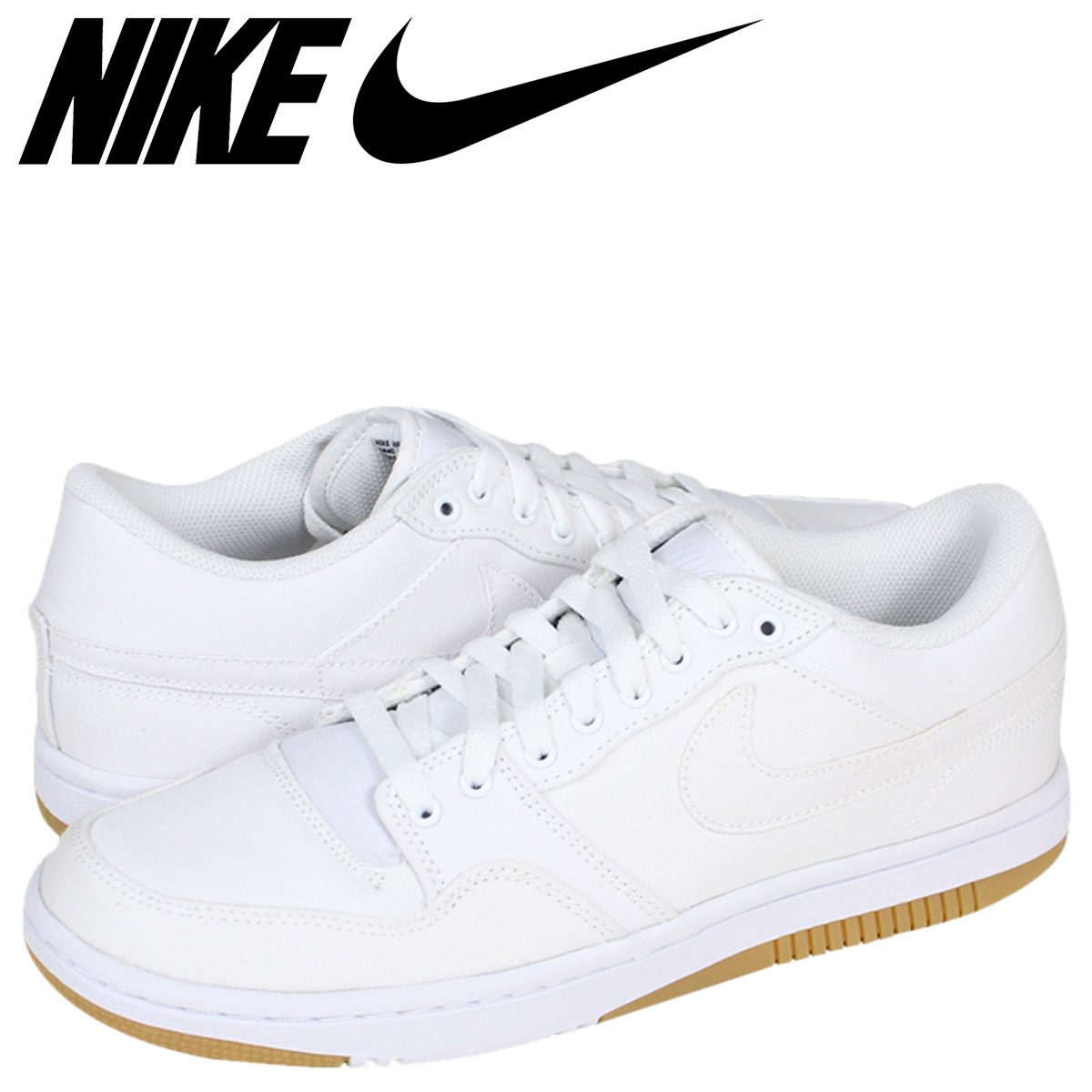 new concept 92eb4 597b1 NIKE Nike Court force sneakers COURT FORCE LOW Court force Lo 313561-119  white mens ...