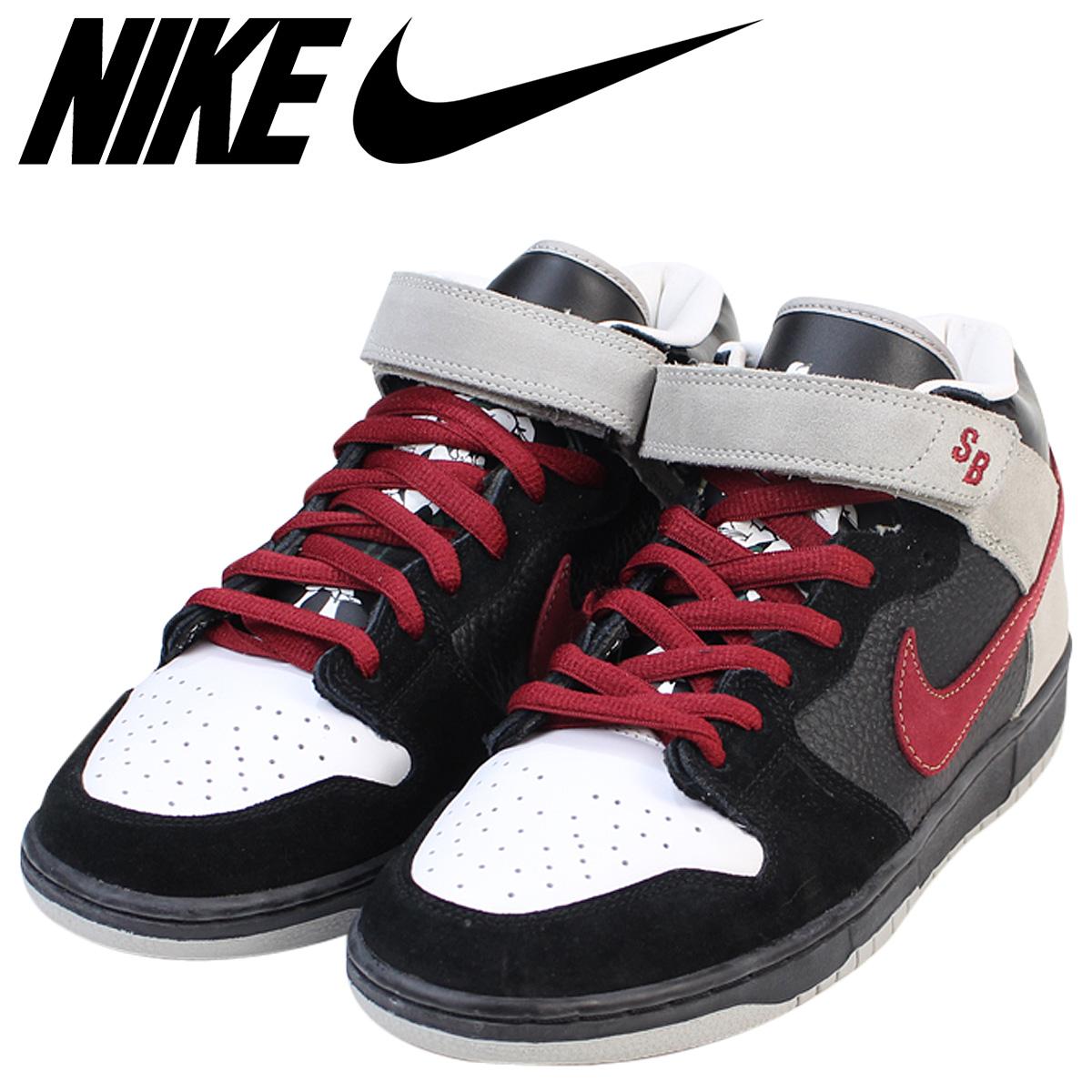 913aff9c24e5 ALLSPORTS  NIKE Nike SB dunk mid sneakers DUNK MID PREMIUM GUNS  amp  ROSES  men 314