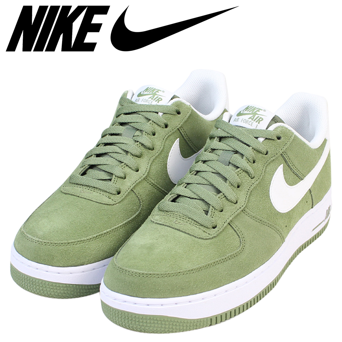 Nike Air Force 1 07 Lv8 shoes green | WeAre Shop