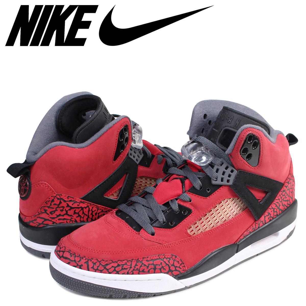 promo code 4c921 db2dd NIKE Nike Jordan sneakers JORDAN SPIZIKE men 315,371-601 shoes red