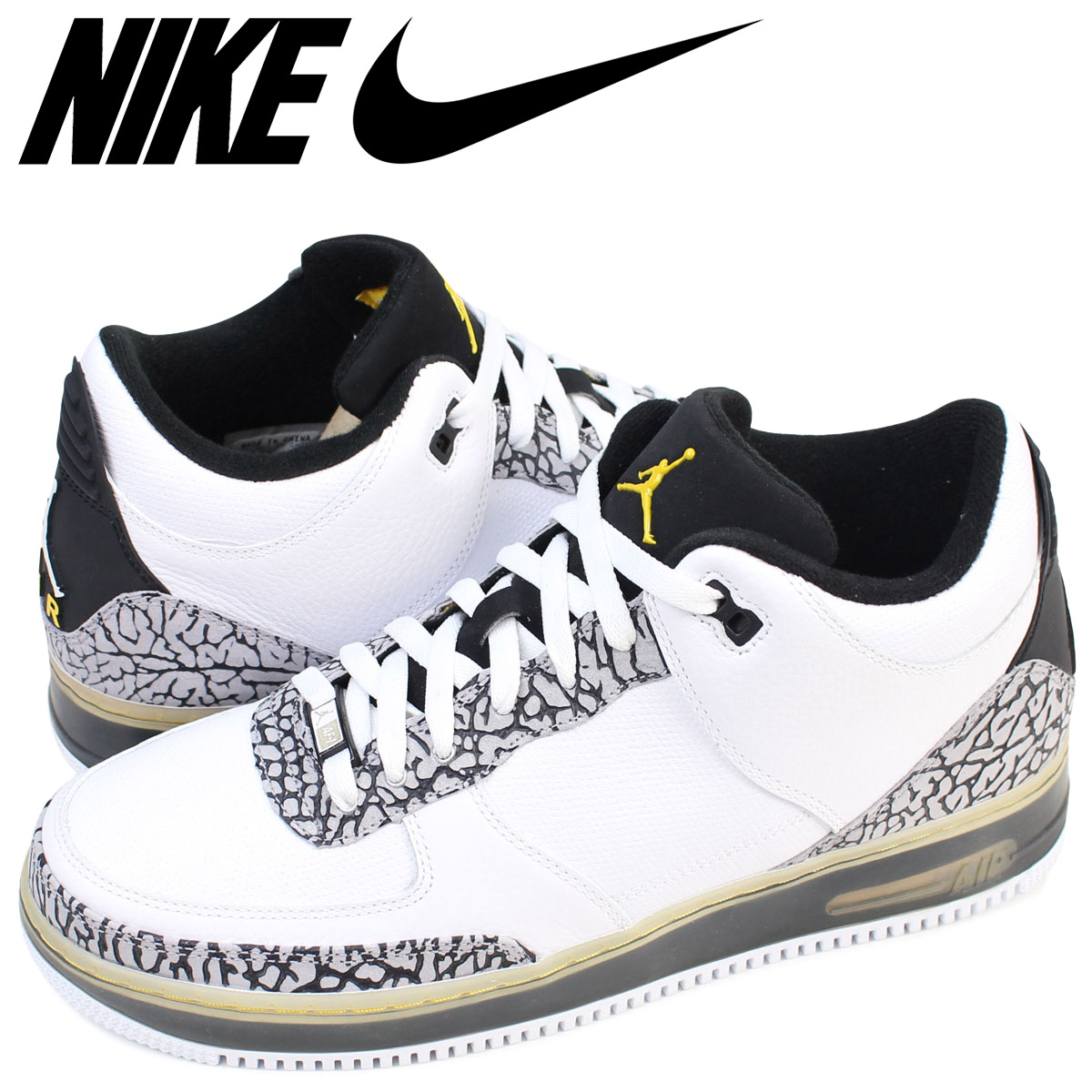 reputable site f69f7 9e1ec  SOLD OUT  NIKE Nike Air Jordan sneakers AIR JORDAN FUSION 3 fusion 3  323,626 ...