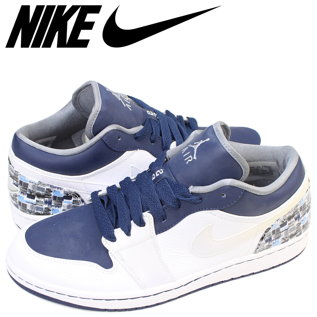 be3401f20f22e ALLSPORTS  NIKE Nike Air Jordan 1 low sneakers AIR JORDAN 1 PHAT LOW ...