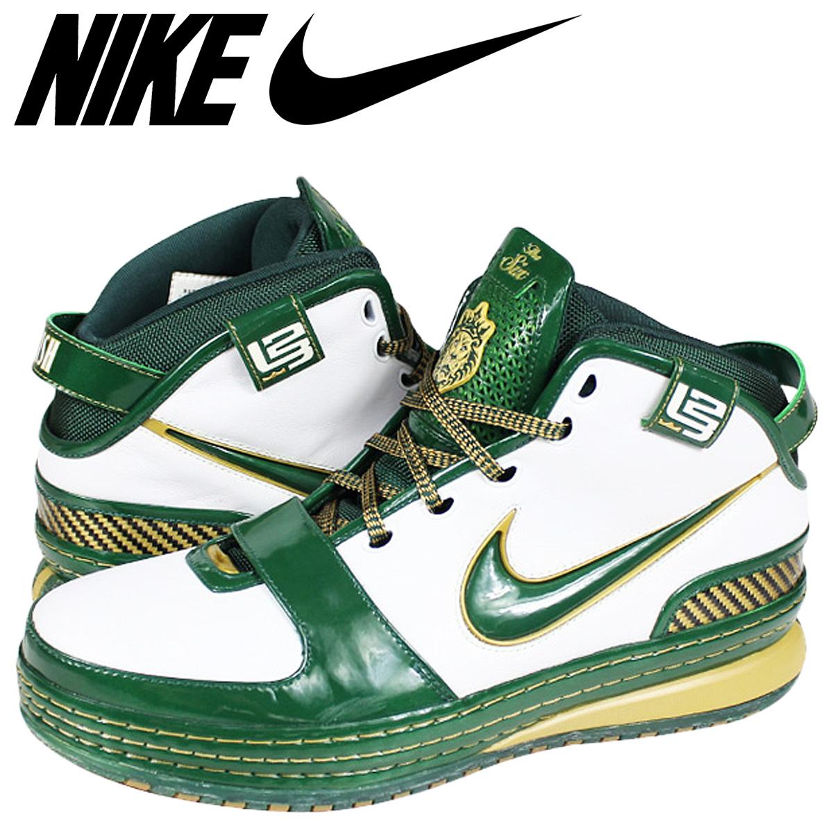 d0f60477f6f ALLSPORTS  Nike NIKE zoom LeBron sneaker ZOOM LEBRON 6 SVSM 346526 ...