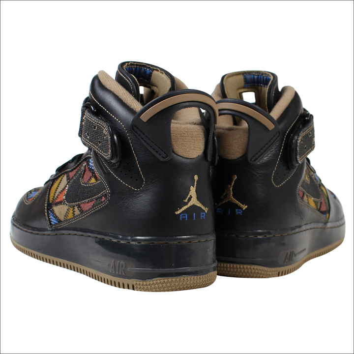 d4eb0ce1c60551 NIKE Nike Air Jordan sneakers AIR JORDAN FUSION 6 PREMIER BLACK HISTORY  MONTH Air Jordan fusion 6 premium 349902 - 021 black mens