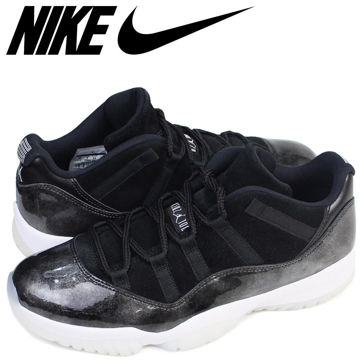 83b89332b73509 NIKE Nike Air Jordan 11 nostalgic low sneakers AIR JORDAN 11 LOW BARONS  528