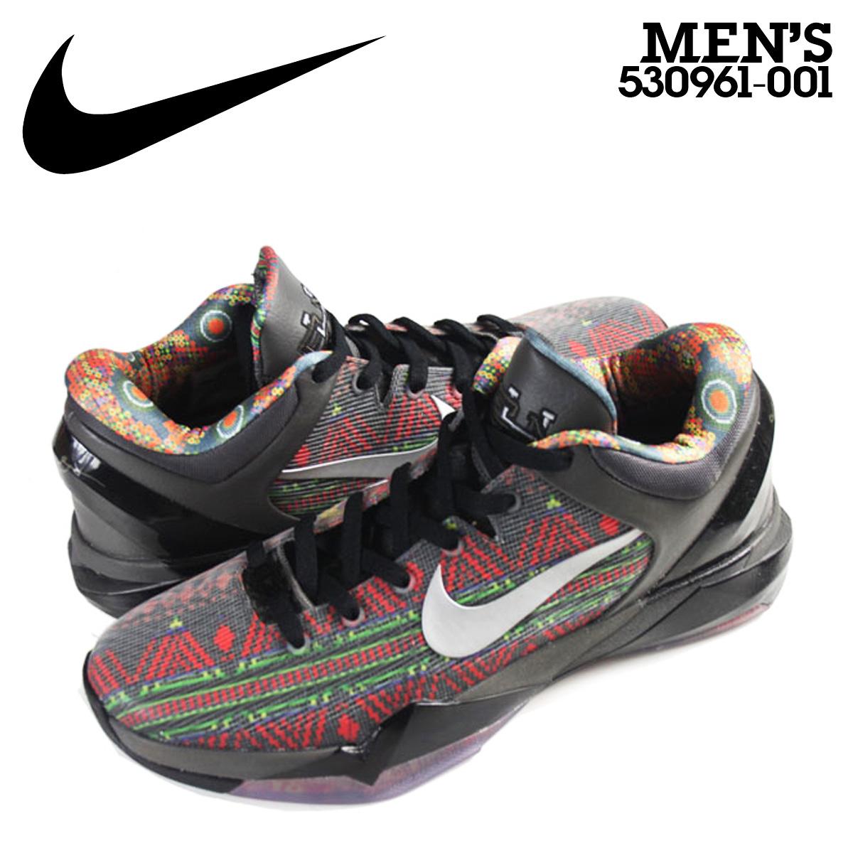 3a565fecf99d Nike NIKE zoom Kobe sneaker ZOOM KOBE 7 SYSTEM BHM 530961-001 multiple men