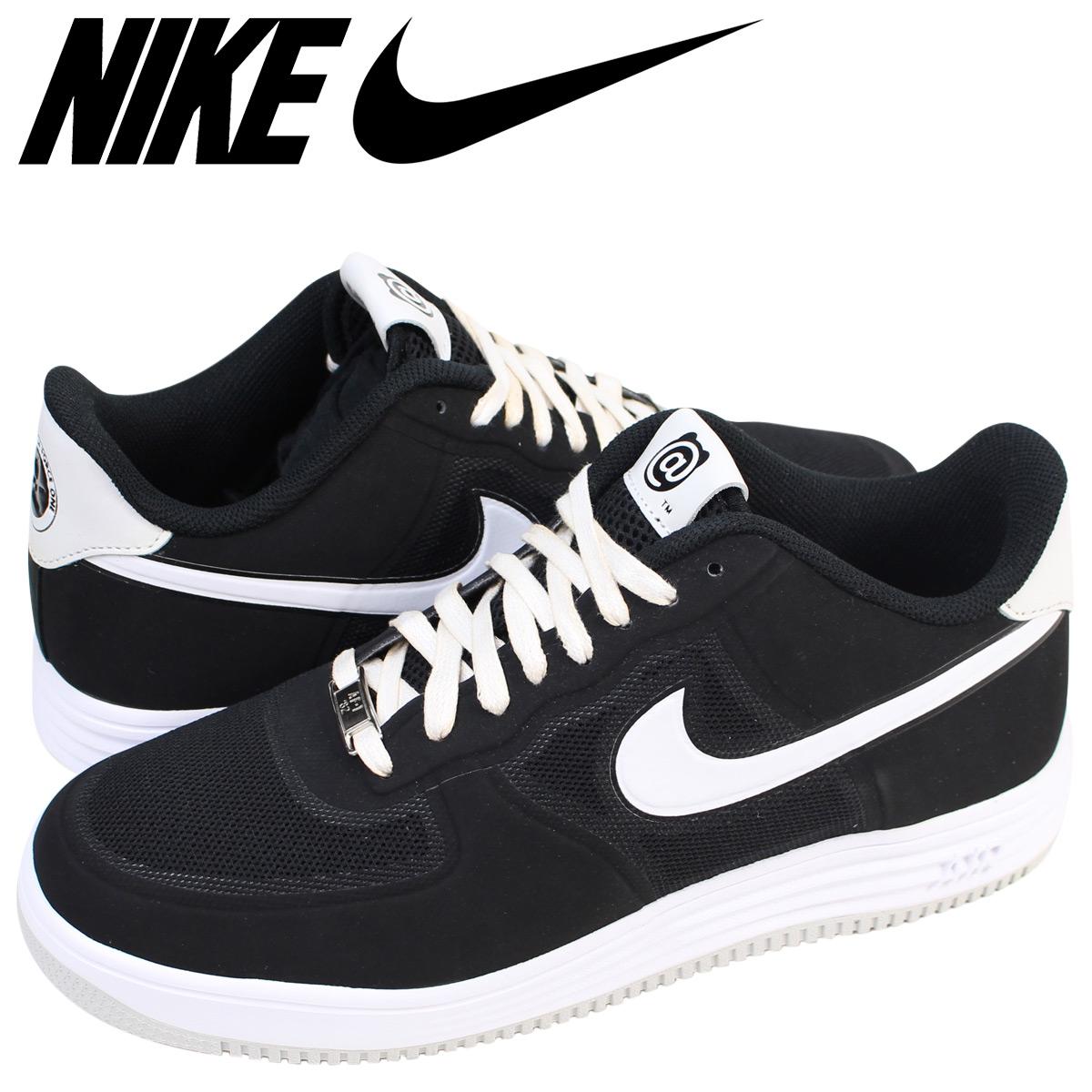 ... shopping nike nike luna force 1 low sneakers lunar force 1 fuse nrg  bearbrick men 573980 03b70c3b690b