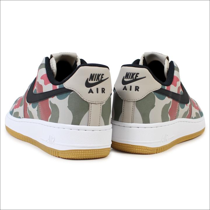 Nike air force NIKE sneakers AIR FORCE 1 07 LV8 air force 718,152 201 camouflage men