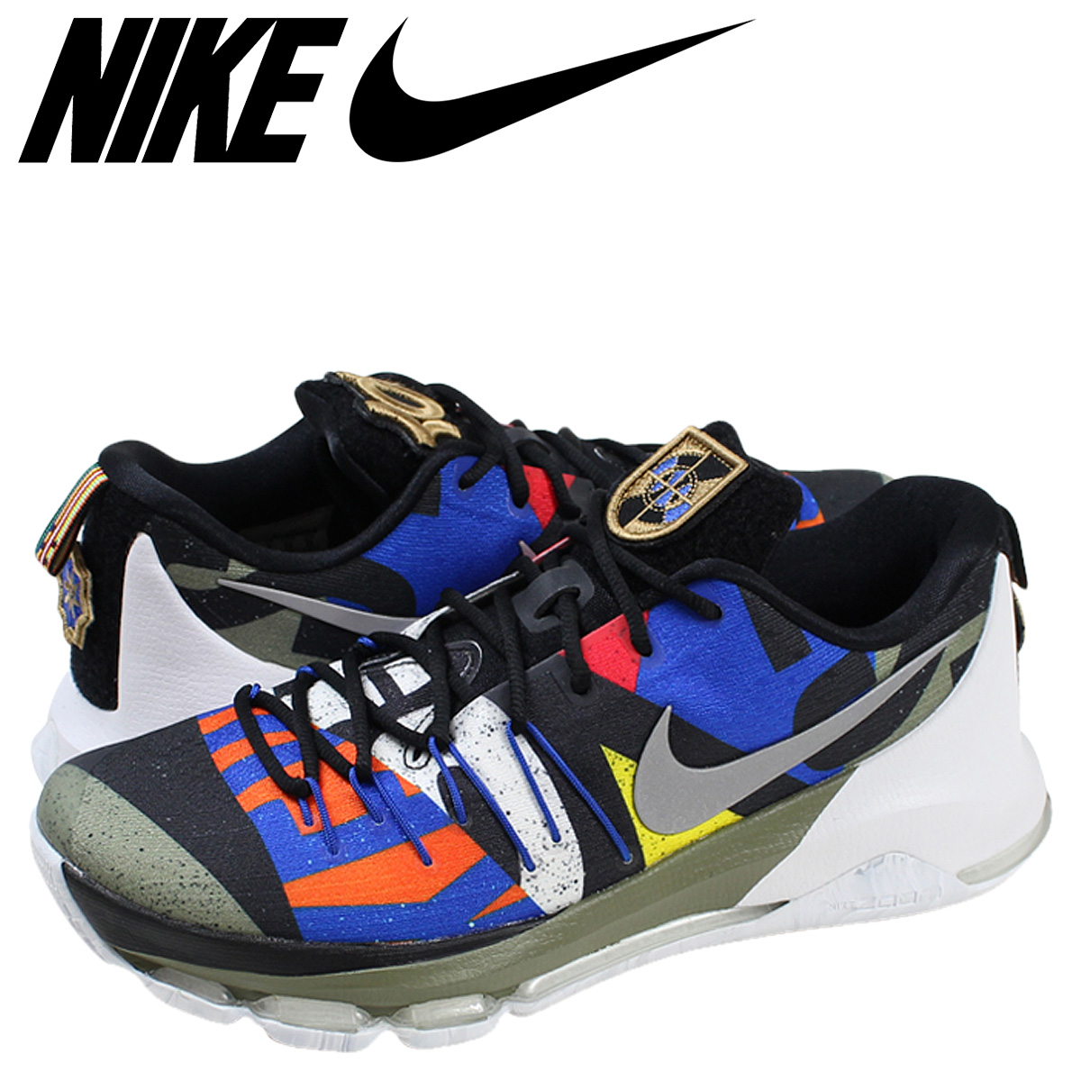 a53cf2a5c42 ALLSPORTS  NIKE Nike KD 8 sneakers AS EP 829