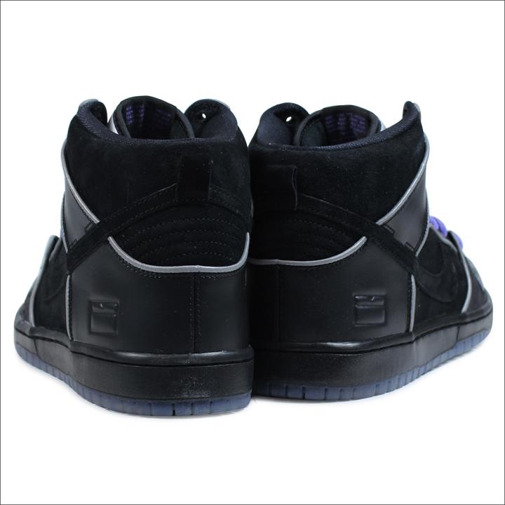 e7cb2e921e410 ALLSPORTS  NIKE SB Nike dunk sneakers men DUNK HIGH ELITE BLACK BOX ...
