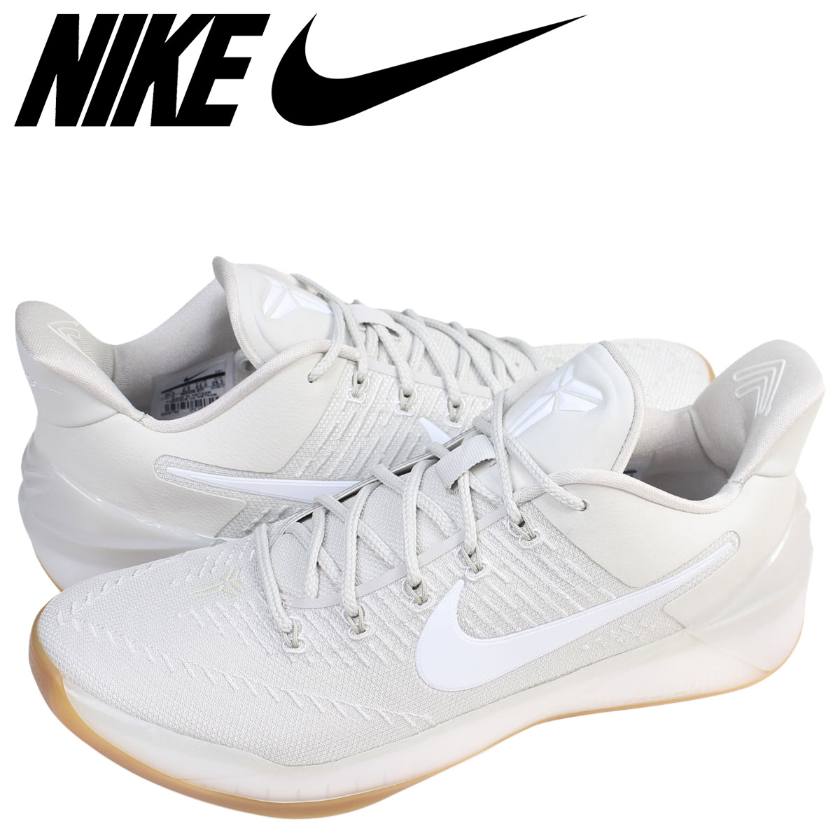 uk availability 1d844 1d4fb NIKE Nike Corby sneakers KOBE A.D. SUMMER PACK men 852,425-011 shoes white  ...