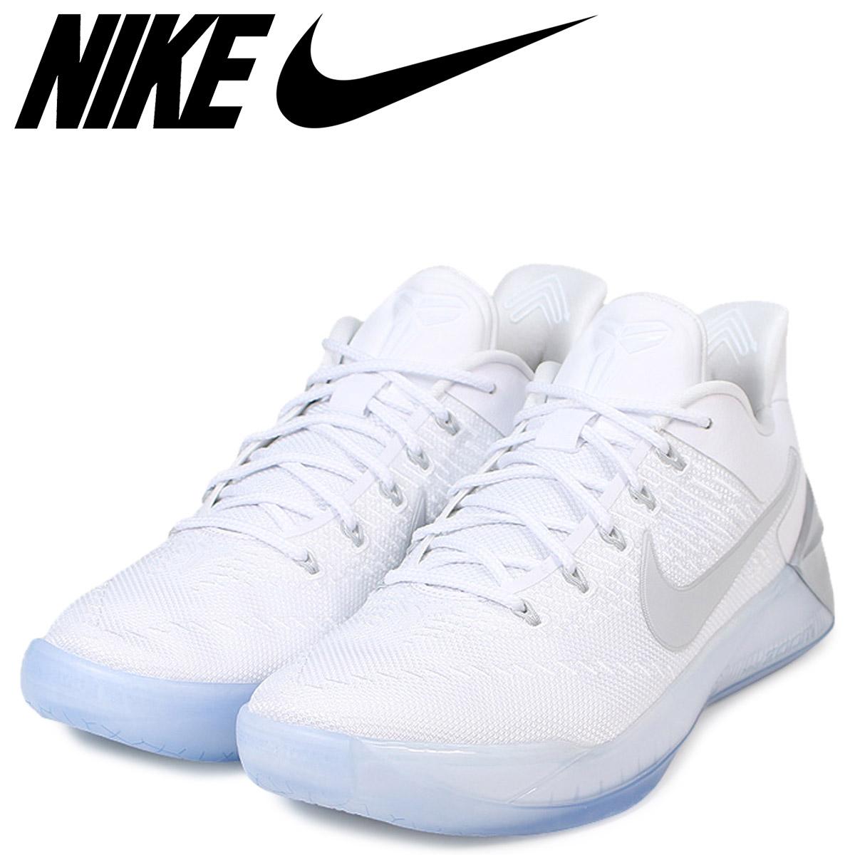 wholesale dealer b5ab8 93db9 Nike NIKE Corby sneakers KOBE A.D. WHITE CHROME men 852,425-110 Kobe Bryant  white