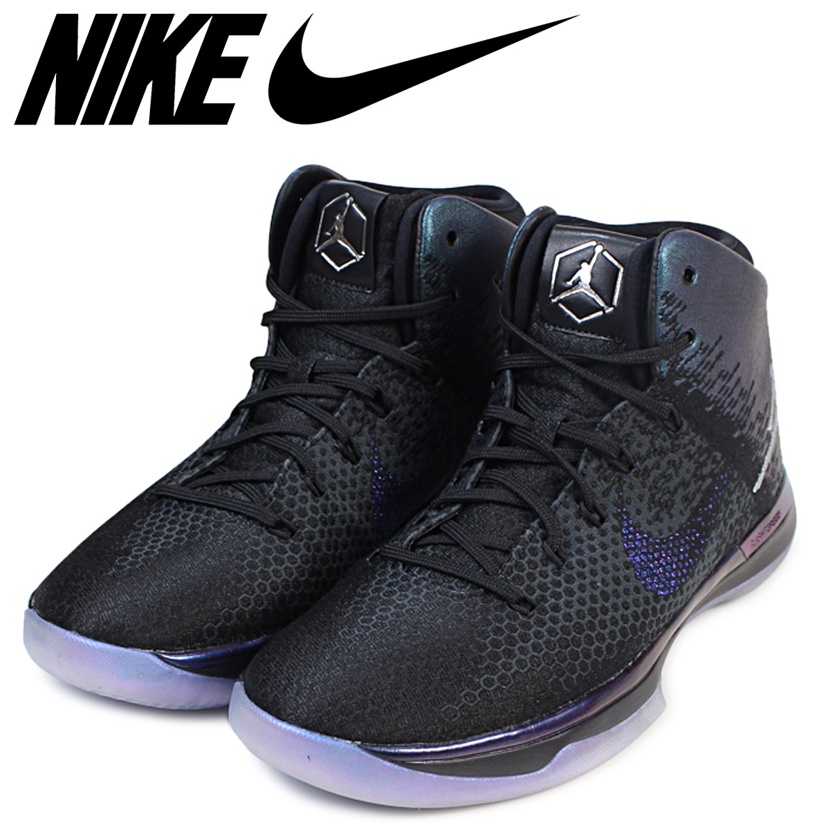 best cheap c55d5 2c65f NIKE Nike Air Jordan 31 sneakers AIR JORDAN XXXI ALL-STAR men all-stars  905,847-004 shoes black