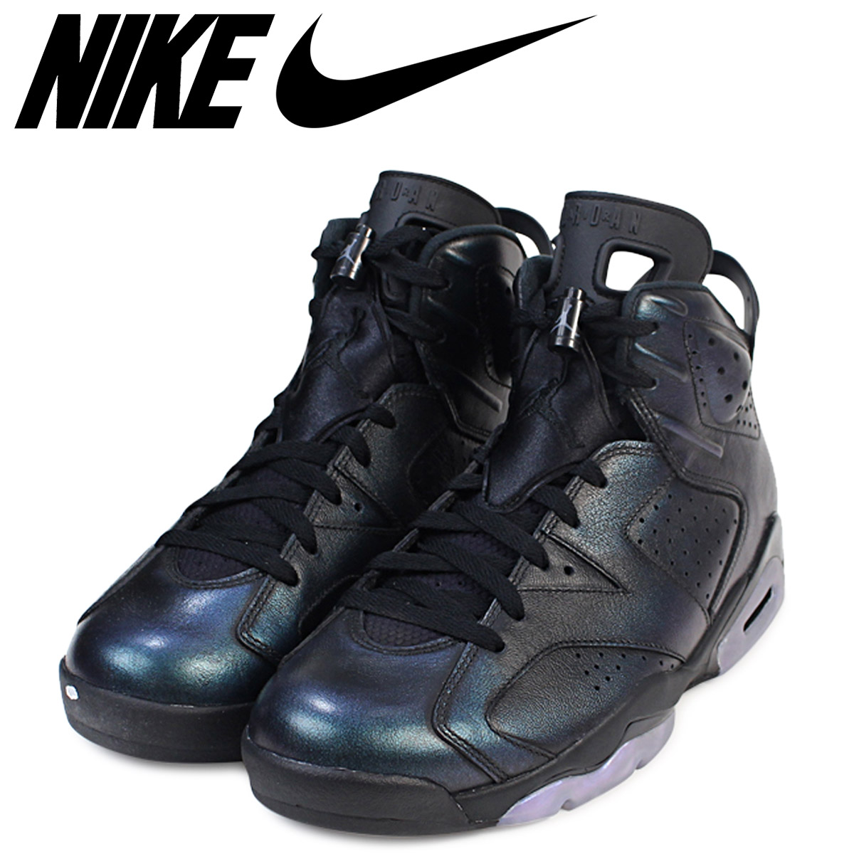 new york 7fd5e 094dd NIKE Nike Air Jordan 6 nostalgic sneakers AIR JORDAN 6 RETRO ALL-STAR men  907,961-015 shoes black