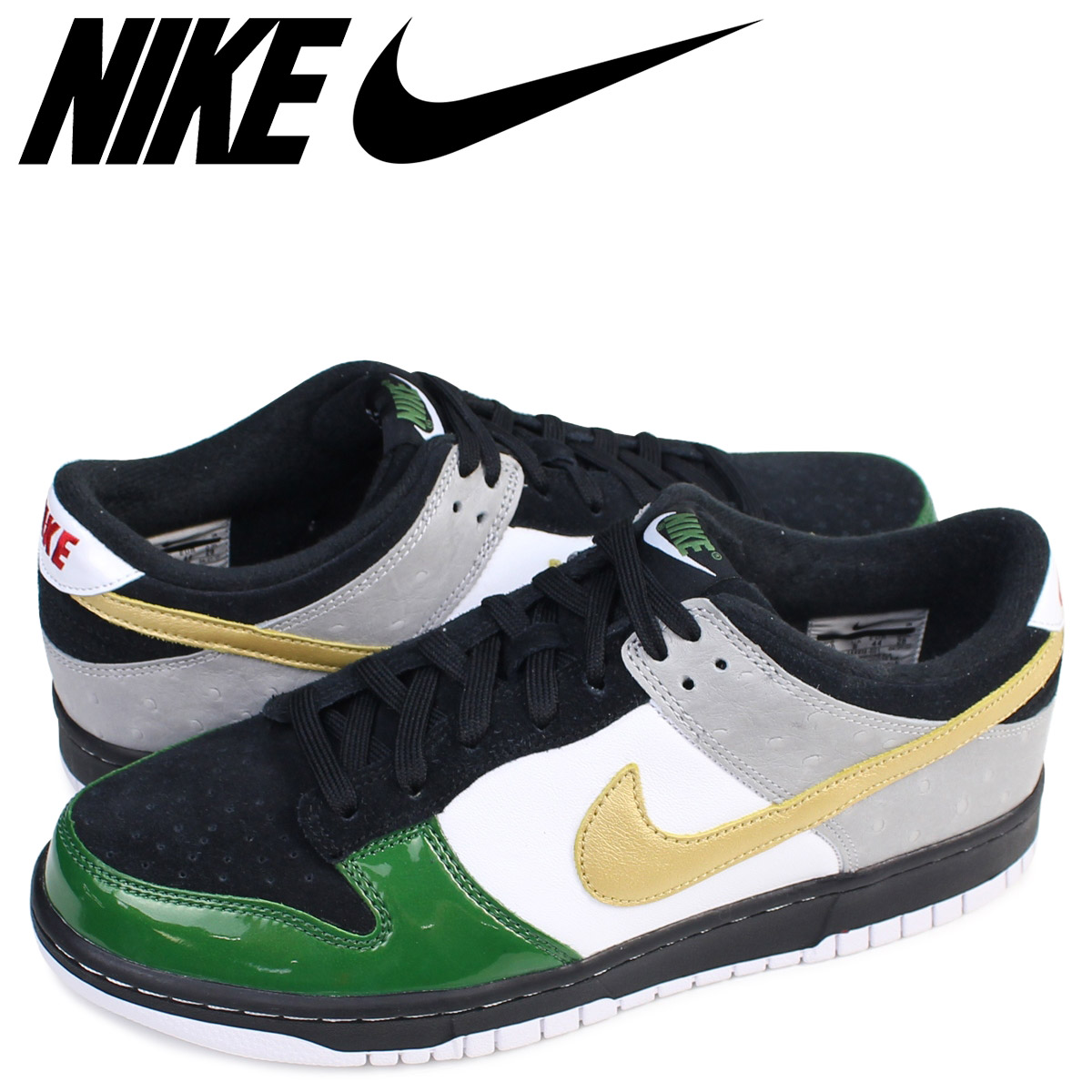 brand new 1d388 28974 NIKE Nike dunk low sneakers DUNK LOW JP MITA SNEAKERS AA4414-001 men taking  a ...